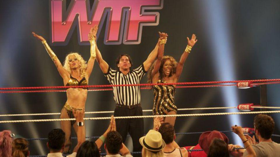 RuPaul's Drag Race Wrestling
